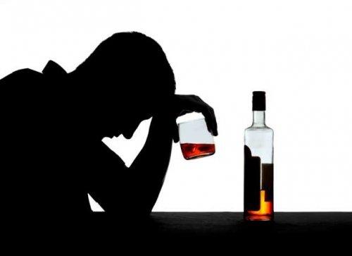perdida de peso por alcoholismo
