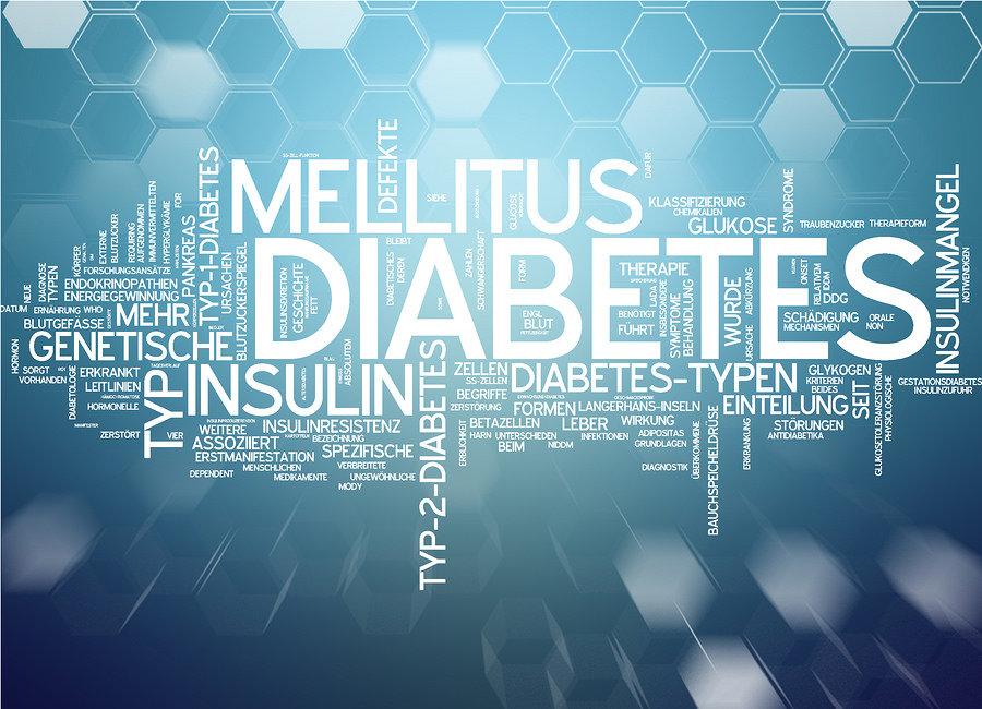 Diabetes de Ursachen tipo 1