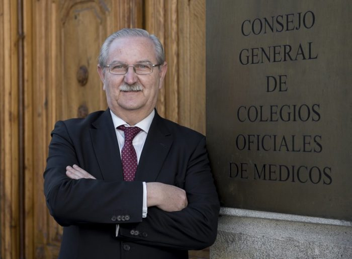 El presidente de la OMC Serafín Romero