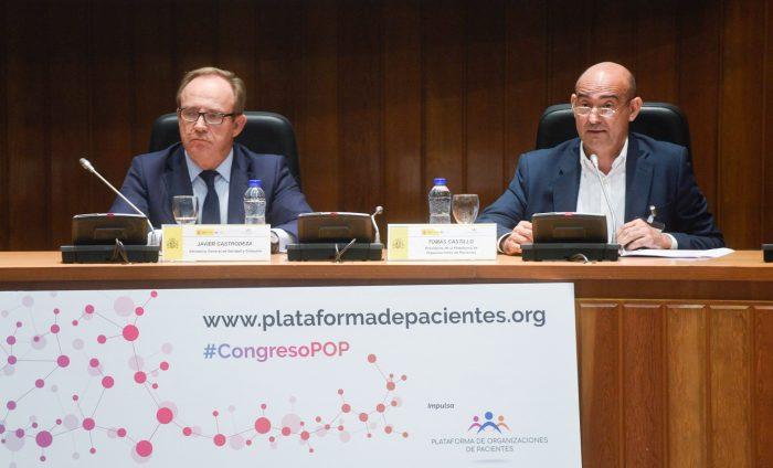 José Javier Castrodeza y Tomás Castillo.