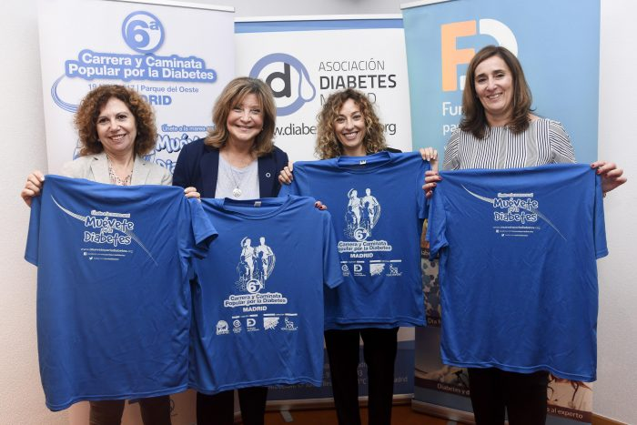 Carrera por la diabetes DM Diabetes
