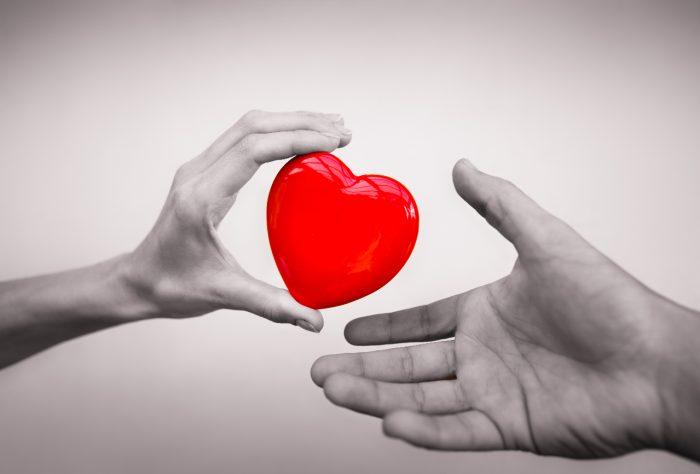 Encuesta sobre la intención de donar órganos