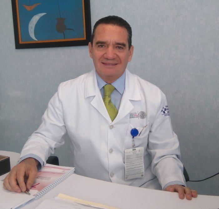 Dr. Carlos Aranda Flores CMO