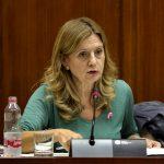 La consejera de Sanidad de Andalucía