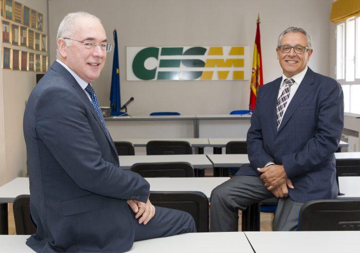 Tomás Toranzo y Francisco Miralles