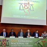 Los ponentes de la mesa sobre innovación del Congreso de la AEDS.