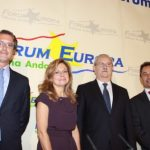 fórum europa con la consejera andaluza