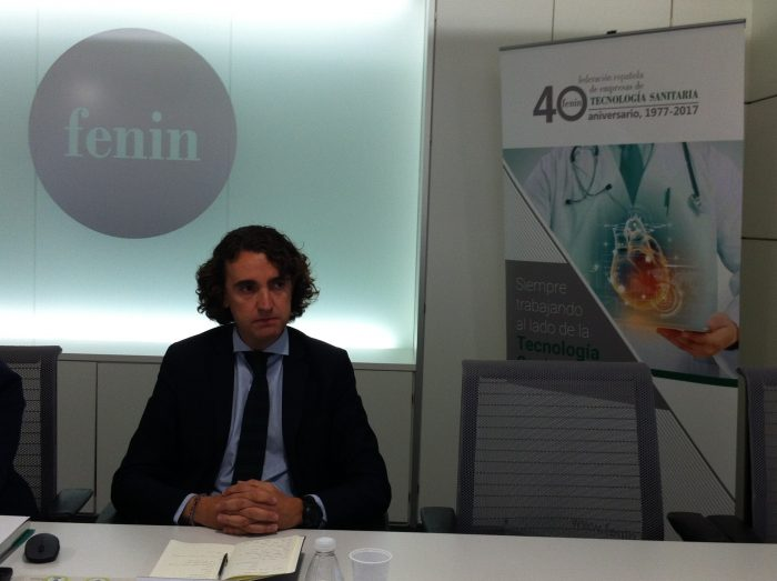 Pablo Crespo, de Fenin.