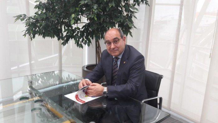 Jon Darpón, consejero de Salud vasco