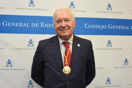 Florentino Pérez Raya, presidente del CGE.