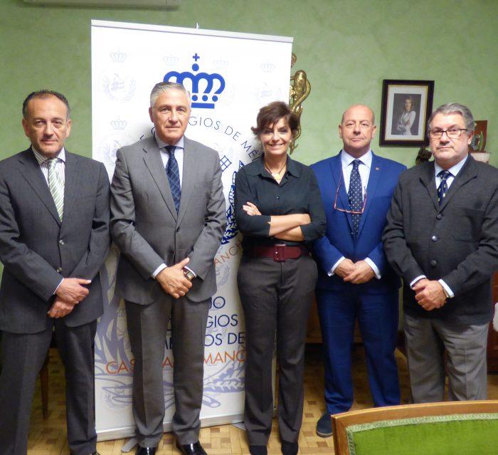 Nuevo presidente del Consejo Autonómico de Colegios Médicos de Castilla-La Mancha
