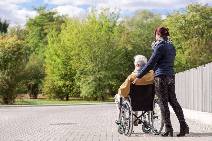 Estudio sobre la salud de los cuidadores