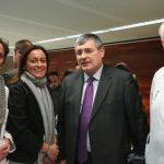 Representantes de Farmaindustria en encuentro Valencia sobre protección de datos