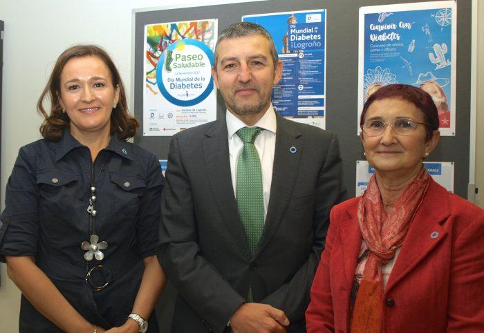 Rueda de prensa sobre el Día Mundial de la Diabetes y las mujeres