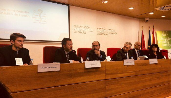 Jornada OMC formacion médica