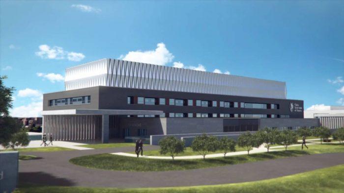 Nueva sede de la Clínica Universidad de Navarra
