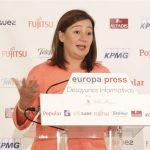 Presidenta de las Islas Baleares Francina Armengol