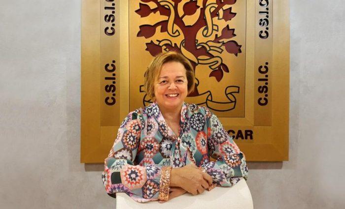 Rosa Menéndez, presidenta CSIC