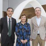 La consejera de Sanidad de Cantabria en la convocatoria InnyCron