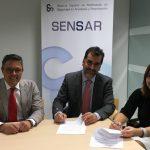 Firma SENSAR y Grünenthal