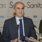 Enrique Ruiz Escudero, consejero de Sanidad de Madrid.