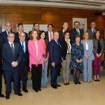 Foto de familia del Consejo Interterritorial celebrado en noviembre.