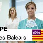 OPE-Baleares-3456 plazas-104 categprçoas