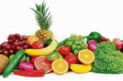 frutas y verduras y riesgo de diabetes
