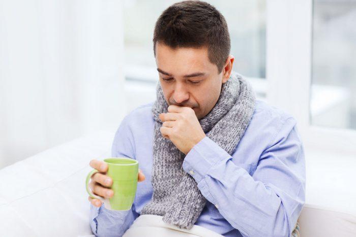 repunte de gripe