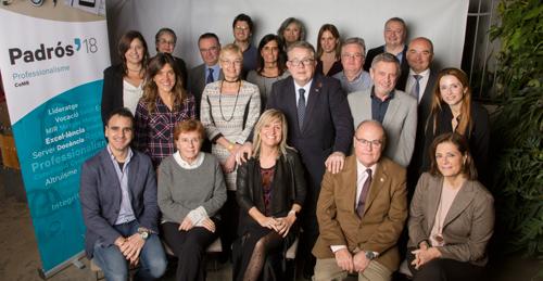 Jaume Padrós presidente COMB