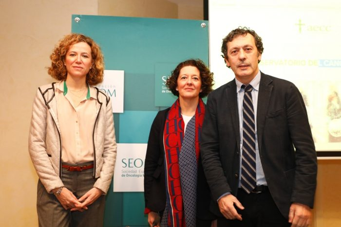 Datos del cáncer en España