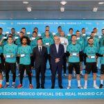 Tarjetas Real Madrid