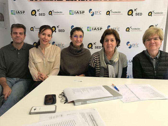grupo de Ciencias Básicas en Dolor y Analgesia de la Sociedad Española del Dolor