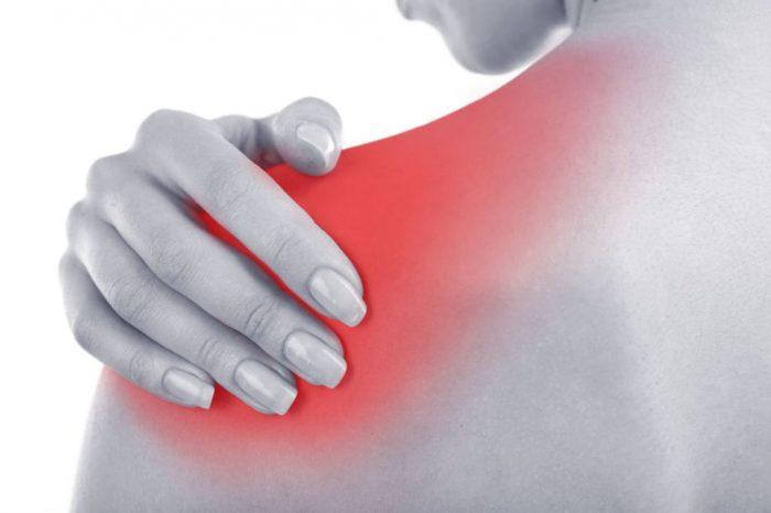 dolor crónico en hombro