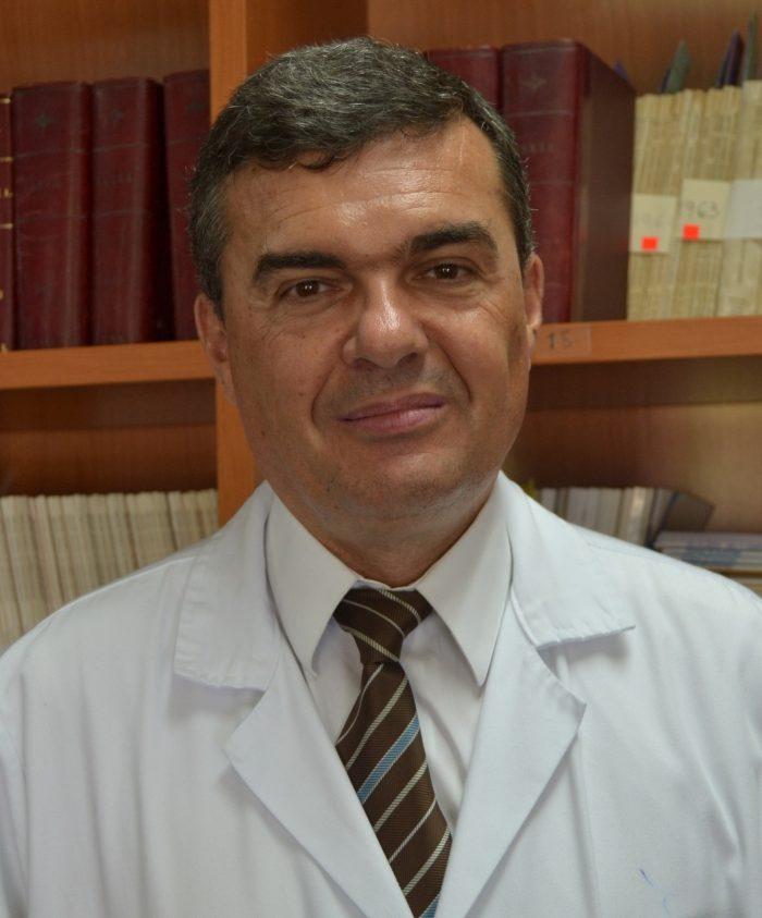 Carlos Ferrer Albiach, presidente de la Sociedad Española de Oncología Radioterápica
