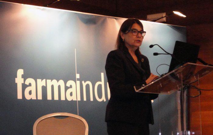 Belén Crespo, directora de la AEMPS.