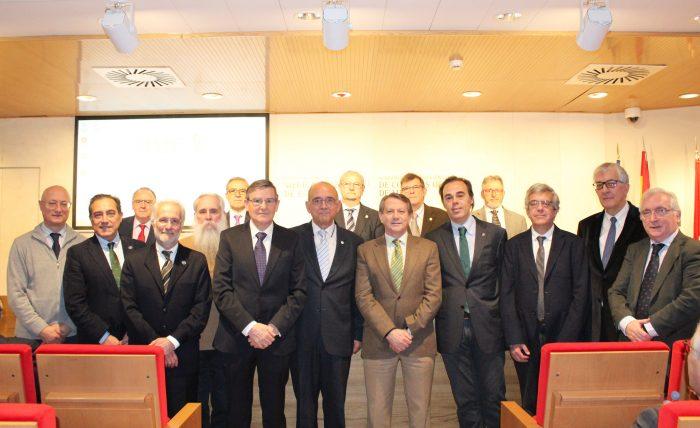 nuevos miembros Comisión Central de Deontología