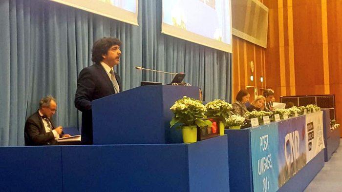 Mario Garcés Viena ONU