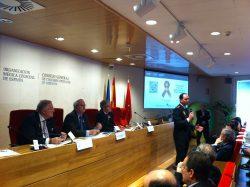 Presentación del Observatorio de Agresiones de la OMC.