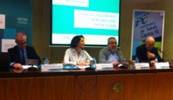 Jesús Fernández Crespo, Ruth Vera, Emilio de Benito y Humberto Bustince.
