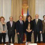Reunión Ministerio de Sanidad Foro Atención Primaria