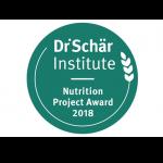 Premio al proyecto de nutrición DSI