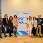 Foto seminario periodistas SEOM MSD 2018
