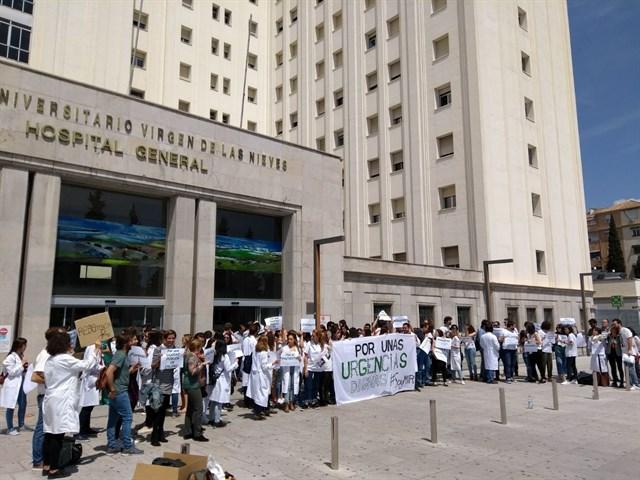 Huelga Asamblea General MIR