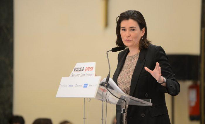 Carmen Montón, consejera de Sanidad de Valencia