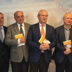 Presentación del libro 'Responsabilidad del Médico Interno Residente'.