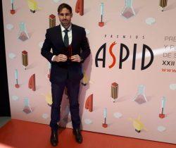 """""""Kern Pharma gana un Aspid de Oro por su campaña """"Al dolor, ni agua"""" de Ibudol"""