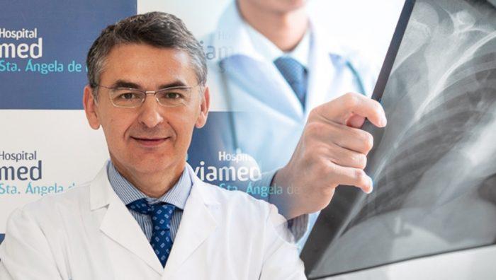 Manuel_Blanco, director de la Unidad de Síndrome de Sensibilidad Central del Hospital Viamed Santa Ángela de la Cruz de Sevilla