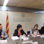 consejera de Salud de Cataluña