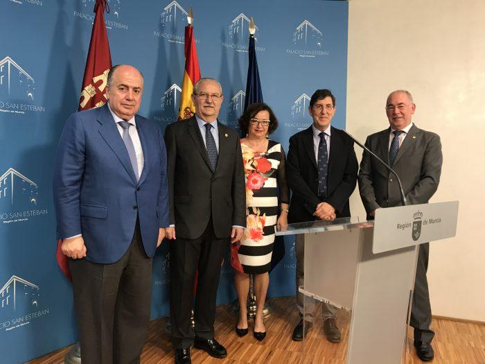 OMC y Gobierno de Murcia